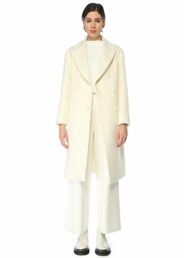 Beymen Club Palto Beyaz